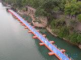 Ponticello di galleggiamento del bacino del pontone di galleggiamento
