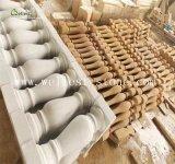 Giardino esterno Railling dell'arenaria della balaustra del corrimano esterno naturale del ponticello che modific il terrenoare la pietra del bracciolo