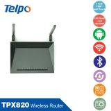 De Computer van Telpo past Draadloze Router toe