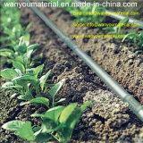 Cinta de la irrigación por goteo para cultivar un huerto y agrícola plásticos