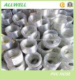 Boyau transparent clair de pipe de tuyauterie de niveau d'eau de réservoir de poissons de PVC de plastique