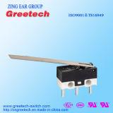 Goedgekeurd door ENEC UL Micro- van Ce CQC Subminiature Schakelaar die in Muis en Walkie-talkie wordt gebruikt
