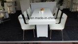 セットされるドバイの市場HPLのレストランの白い椅子(FOH-RCH4)