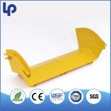 """Extrusão plástica da calha do PVC para o canal adutor 2 """" - 12 """" do duto de cabo da fibra óptica"""