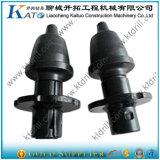 Herramientas de corte de cepillado de las selecciones del camino de la extremidad del carburo W6/20