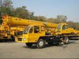 XCMG 16トンの構築のトラッククレーン(QY16B。 5)