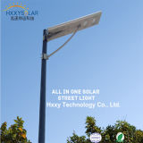 CameraのOne Integrated Solar LED Street LightのWarranty 5年の6-100W Outdoor All