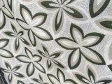 2017 Nueva tinte del hilado de poliéster tejido jacquard de Sofá y cortina