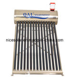 Coletor solar do calefator de água da pressão do aço inoxidável não (150L)