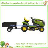 De Tractor Tralier van de Kar van de Stortplaats van het staal voor Tuin (TC3080)