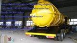 Italien-Pumpe Sinotruck HOWO7 6X4 20m3 neues Modell der Abwasser-Pumpenlkw-336HP 2017 mit dem hinterer Deckel-Anheben