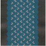 Bello tessuto di lavoro a maglia del merletto per gli indumenti