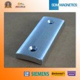 N35sh starke leistungsfähige Neodym-Segment-Magneten