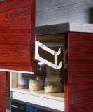 Het hoge Glanzende Meubilair van de Keuken (zx-053)
