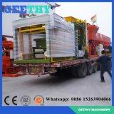 Máquina de fabricación de ladrillo auto del bloque del cemento de Qt4-15c