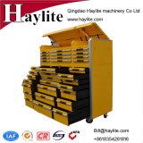 Cabina del rodillo del pecho de la caja de herramientas de la laminación de 72 pulgadas con los conjuntos de herramientas
