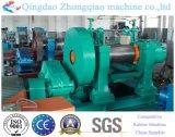 Überschüssiger Gummireifen, der Maschinen-Gummi-Brecheranlage aufbereitet