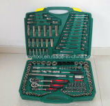 151PCS Professional Auto Repair Socket Set com Mirrow Polished (FY151B)