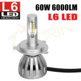 2017 LEIDENE van de nieuwste L6 G5 G6 LEIDENE het Lichte Straal van de Lamp Hi/Lo Lichte Licht van de Vlek voor AutoDelen Gelijkend op Halogeen