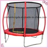 Personalizzato: trampolino con la rete di sicurezza, trampolino caldo di salto di rimbalzo di 8FT