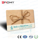 Carte de PVC d'IDENTIFICATION RF de MIFARE DESFire EV1 4k