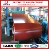 Galvanisierter vorgestrichener Stahlring/Farben-überzogener Stahl Coil/PPGI