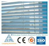 Profil en aluminium fait sur commande d'usine pour la porte d'obturateur de guichet d'obturateur