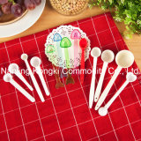 2g Long Handle ABS Plastic Spoon para Healthy Salt Intake