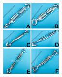 中国の製造業者の締める物亜鉛によってめっきされるワイヤーロープの索具