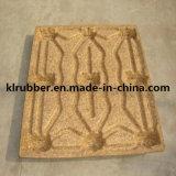 Eurogepresste hölzernes Tellersegment-komprimierte hölzerne Standardladeplatte