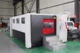 Máquina para corte de metales del laser de la fibra del acero inoxidable/del acero de carbón