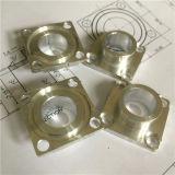 CNC van de Flens van het aluminium Draaiende Delen