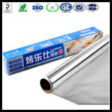 Folha de alumínio aluminizada macia do agregado familiar da folha da folha de alumínio de 14 mícrons