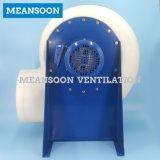 Ventilador centrífugo resistente a la corrosión del extractor industrial plástico de la CA 300