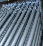 Apoyo de acero telescópico de Acro del apoyo del andamio telescópico ajustable de poca potencia de la construcción