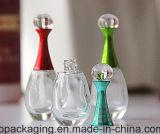 De in het groot Kosmetische Verpakkende Fles van het Parfum van het Glas