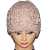 カスタム赤ん坊のかわいくおかしい冬の帽子のかぎ針編みの帽子