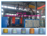 2000L 1-4 capas de soplado de la máquina de moldeo para el tanque de almacenamiento de agua