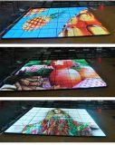 Heißes neuestes konzipiertes P10 im Freien 61*61 cm LED Video Dance Floor