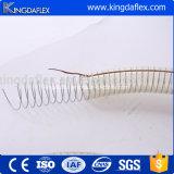 Espiral de alambre de acero de PVC Manguera de succión de agua