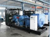 2600kw/3250kVA Mtuの水によって冷却される卸し売り発電機の工場