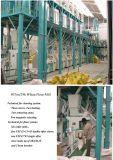 Frumento Flour Milling Complete Plant 50t/24h