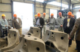 Iron Ductile Casting para Agriculture Machinery, Iron Casting Bracket