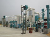 옥수수 Flour Milling Machine 20t/24h