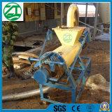 Máquina de secagem da extrusão da máquina do estrume da vaca da imprensa de parafuso/estrume da galinha