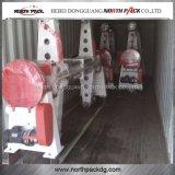Carrinho de rolo de moinho hidráulico automático