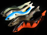 13cm 12.7g Nouvelle conception Soft Lure Fishing Lure Fishing Tackle
