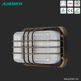 250mm Vierecks-im Freienwand-Beleuchtung mit Cer
