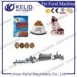 Máquina seca automática da extrusora do alimento de animal de estimação do Ce