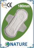 女性のための規則的で柔らかい綿衛生Nakpin